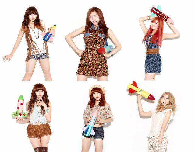 DAL SHABET kpop k-pop dance dalshabet wallpaper
