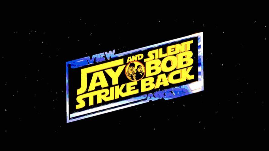 JAY SILENT BOB STRIKE BACK comedy humor funny wallpaper
