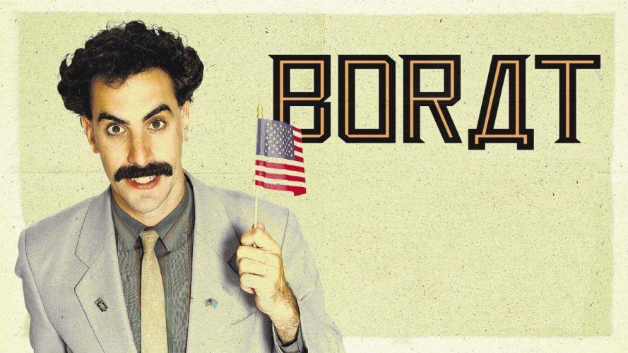 BORAT comedy humor funny mockumentary wallpaper