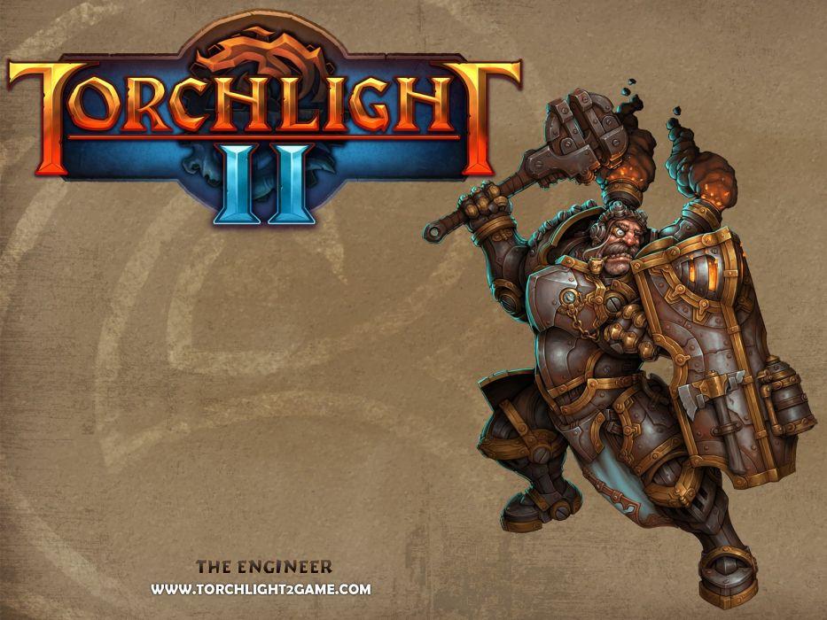 Torchlight II Engineer wallpaper