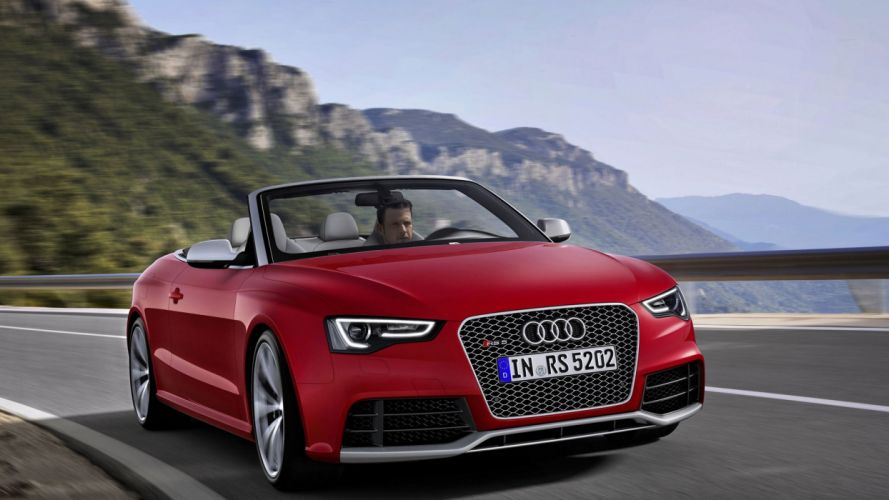2013 Audi RS5 Cabriolet wallpaper
