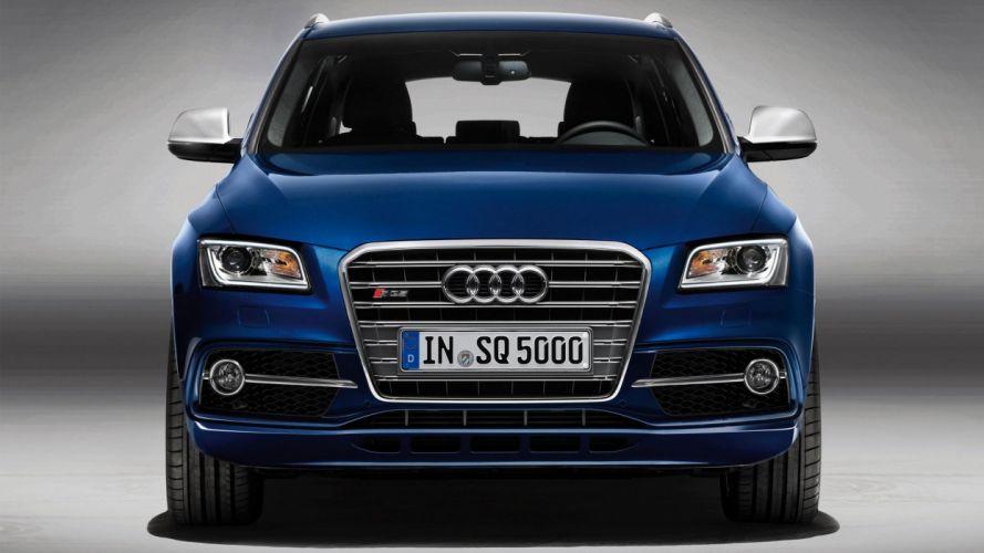 2013 Audi SQ5 TDI wallpaper