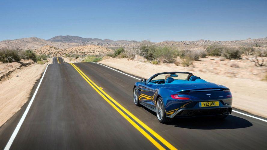2014 Aston Martin Vanquish Volante wallpaper