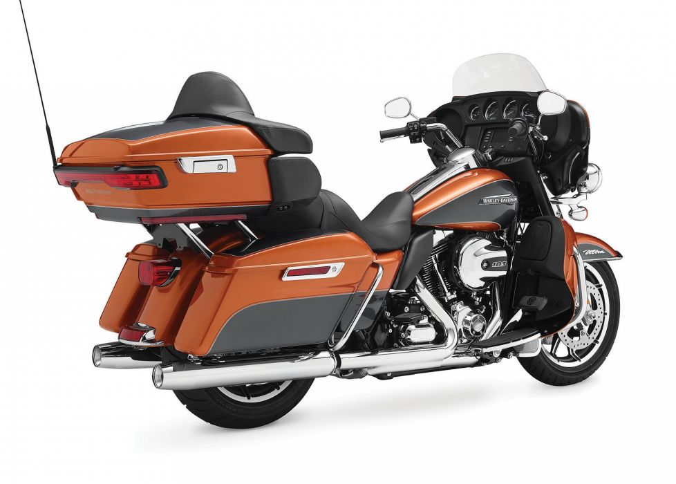 2015 Harley Davidson FLHTCUL Electra Glide Ultra Classic Low f wallpaper