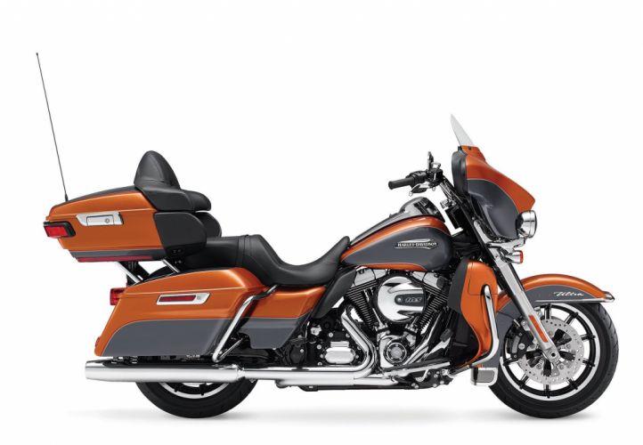 2015 Harley Davidson FLHTCUL Electra Glide Ultra Classic Low s wallpaper