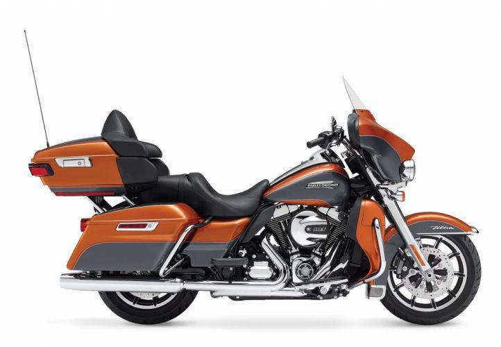 2015 Harley Davidson FLHTCU Electra Glide Ultra Classic wv wallpaper