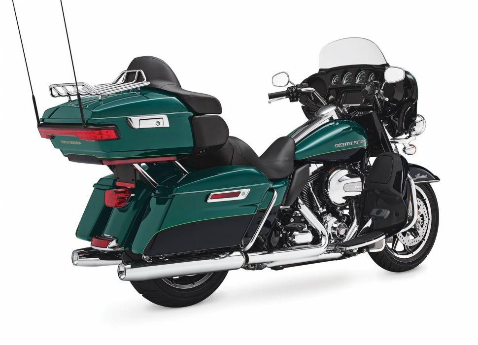 2015 Harley Davidson FLHTKL Electra Glide Ultra Limited Low e wallpaper