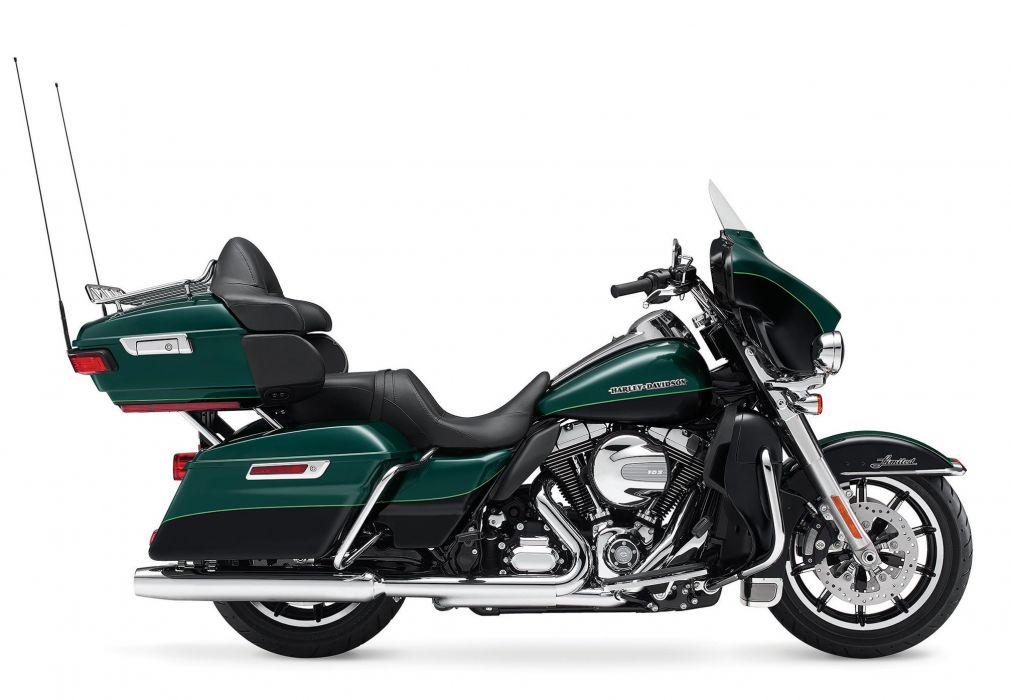 2015 Harley Davidson FLHTKL Electra Glide Ultra Limited Low d wallpaper