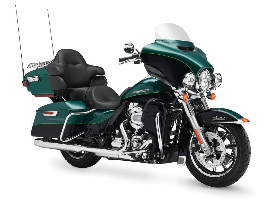 2015 Harley Davidson FLHTKL Electra Glide Ultra Limited Low f wallpaper