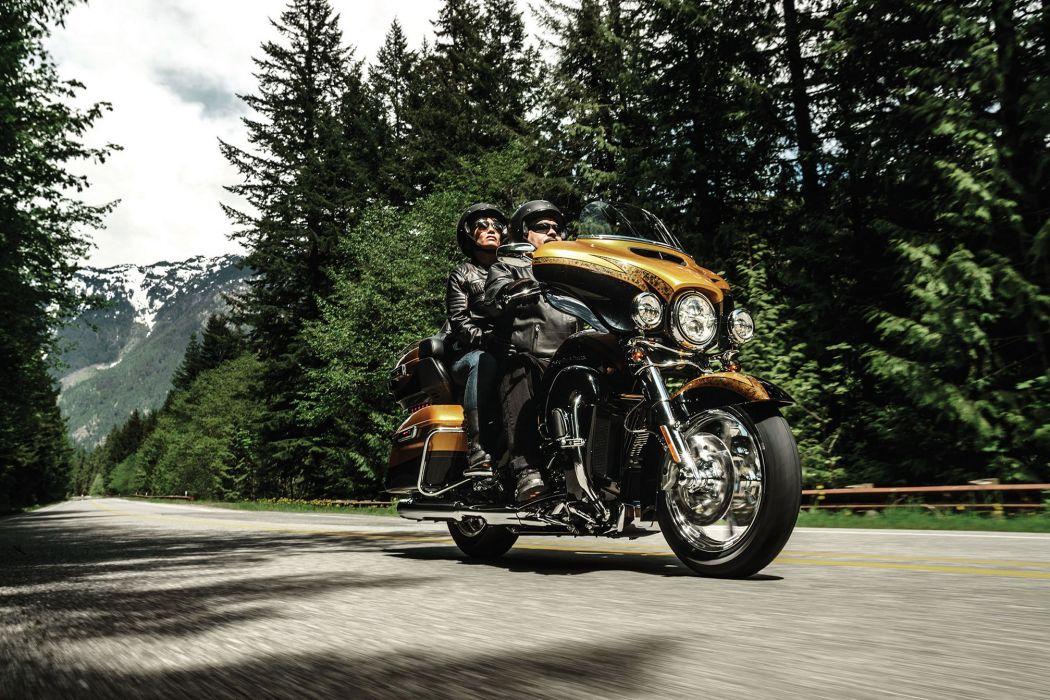 2015 Harley Davidson FLHTKSE CVO Limited d wallpaper