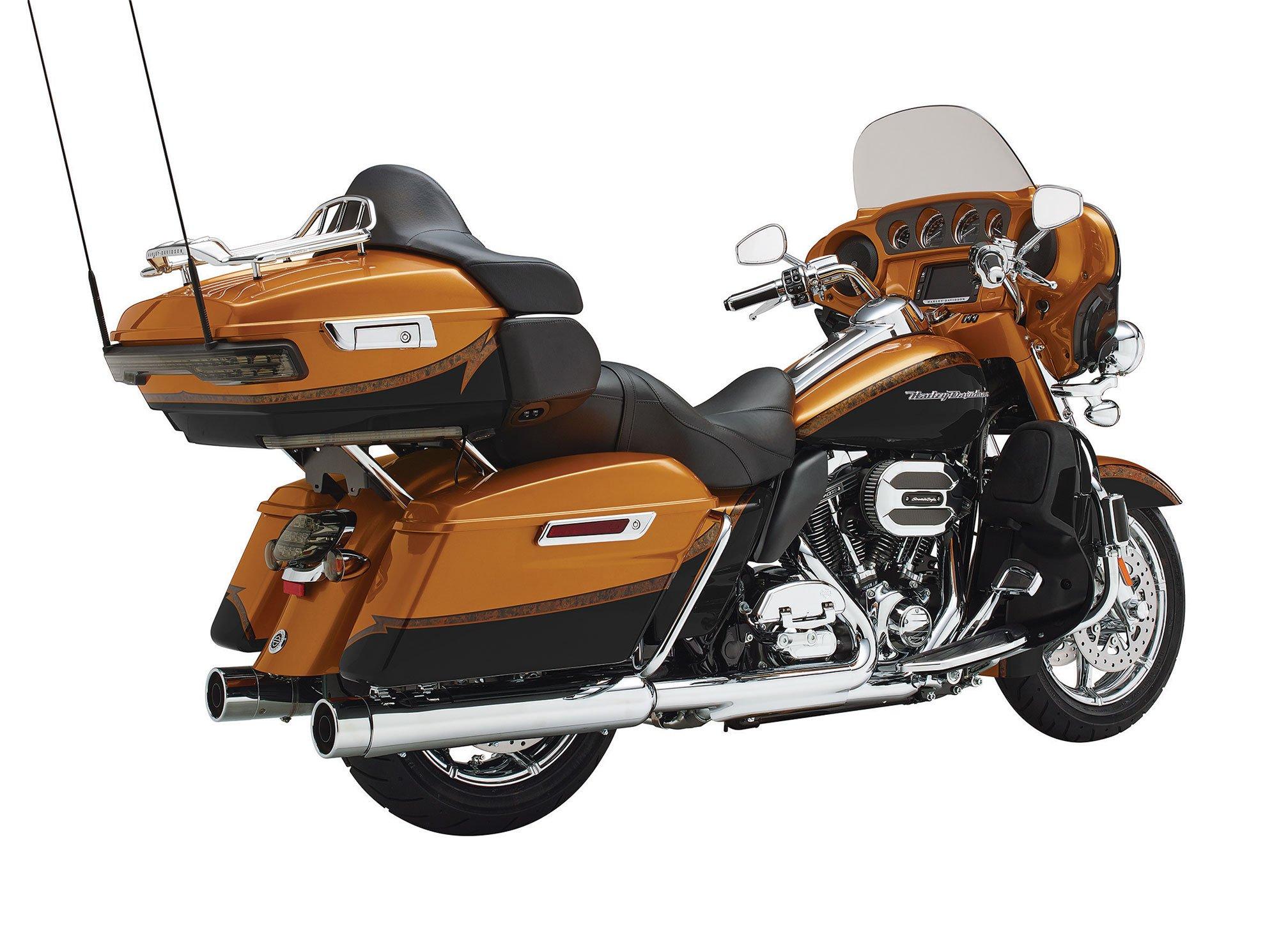 2015 Harley Davidson FLHTKSE CVO Limited E Wallpaper