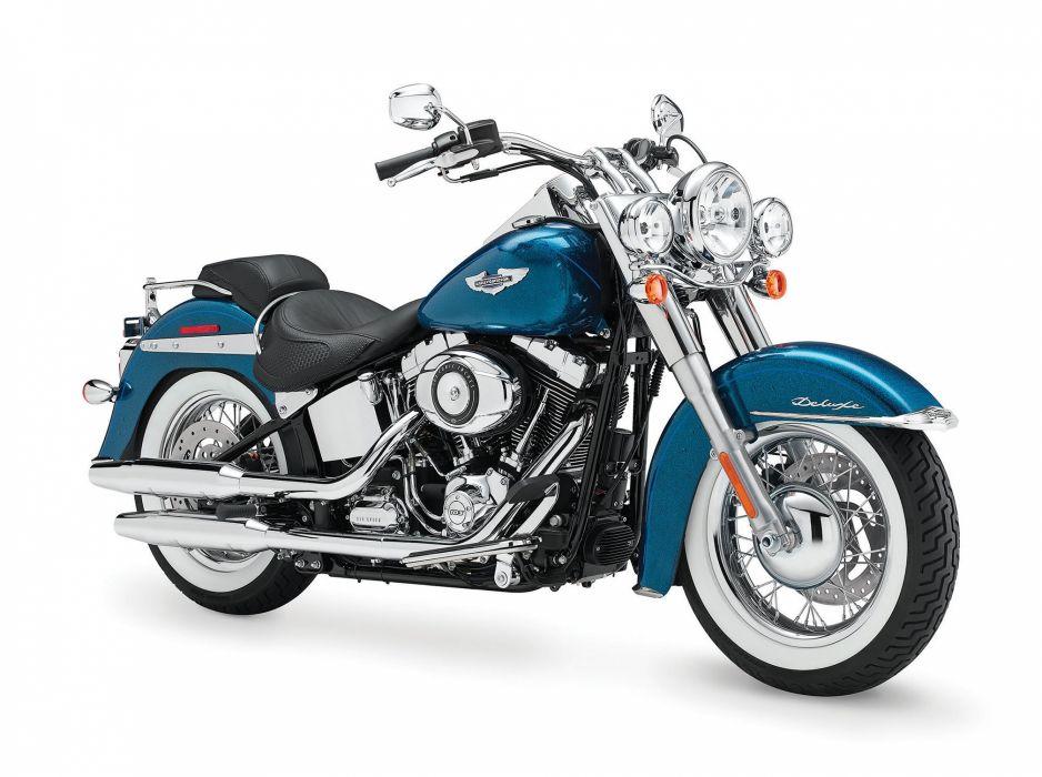 2015 Harley Davidson FLSTN Softail Deluxe f wallpaper