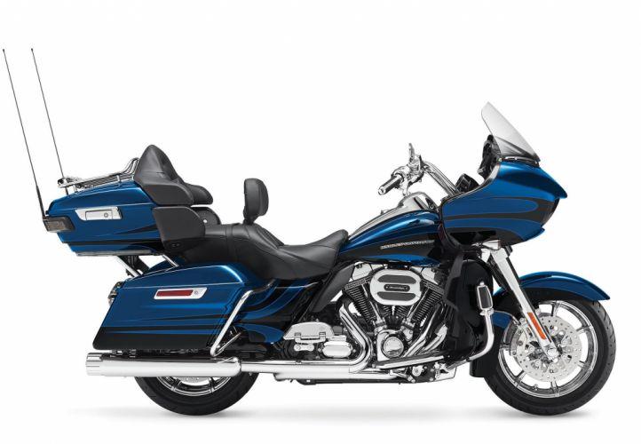 2015 Harley Davidson FLTRUSE CVO Road Glide Ultra e wallpaper
