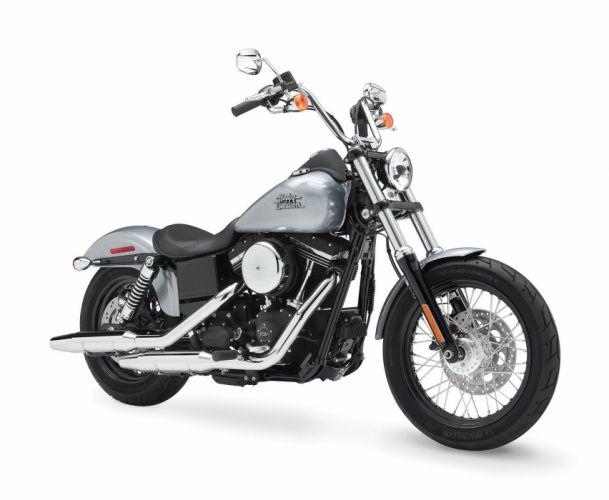2015 Harley Davidson FXDB Street Bob we wallpaper