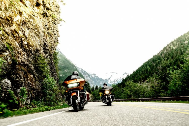 2015 Harley Davidson Road Glide s wallpaper