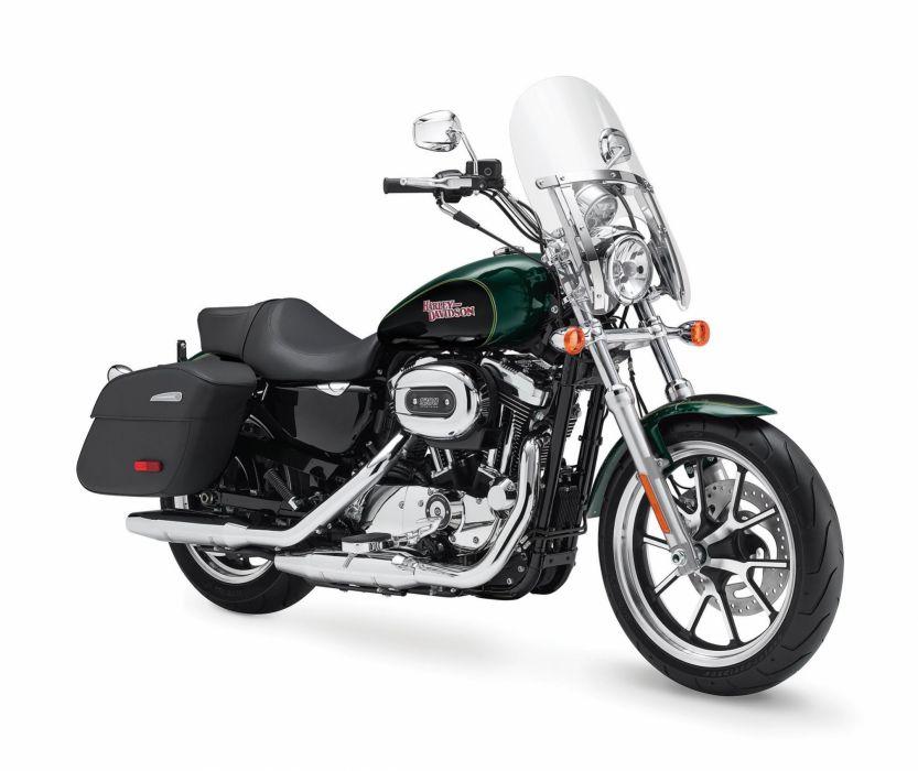 2015 Harley Davidson XL1200T SuperLow wr wallpaper