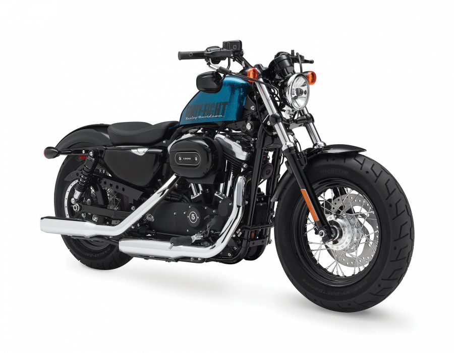 2015 Harley Davidson XL1200X Forty-Eight w wallpaper