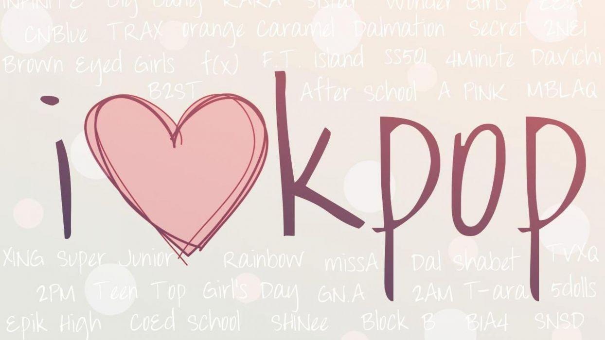 kpop k-pop wallpaper