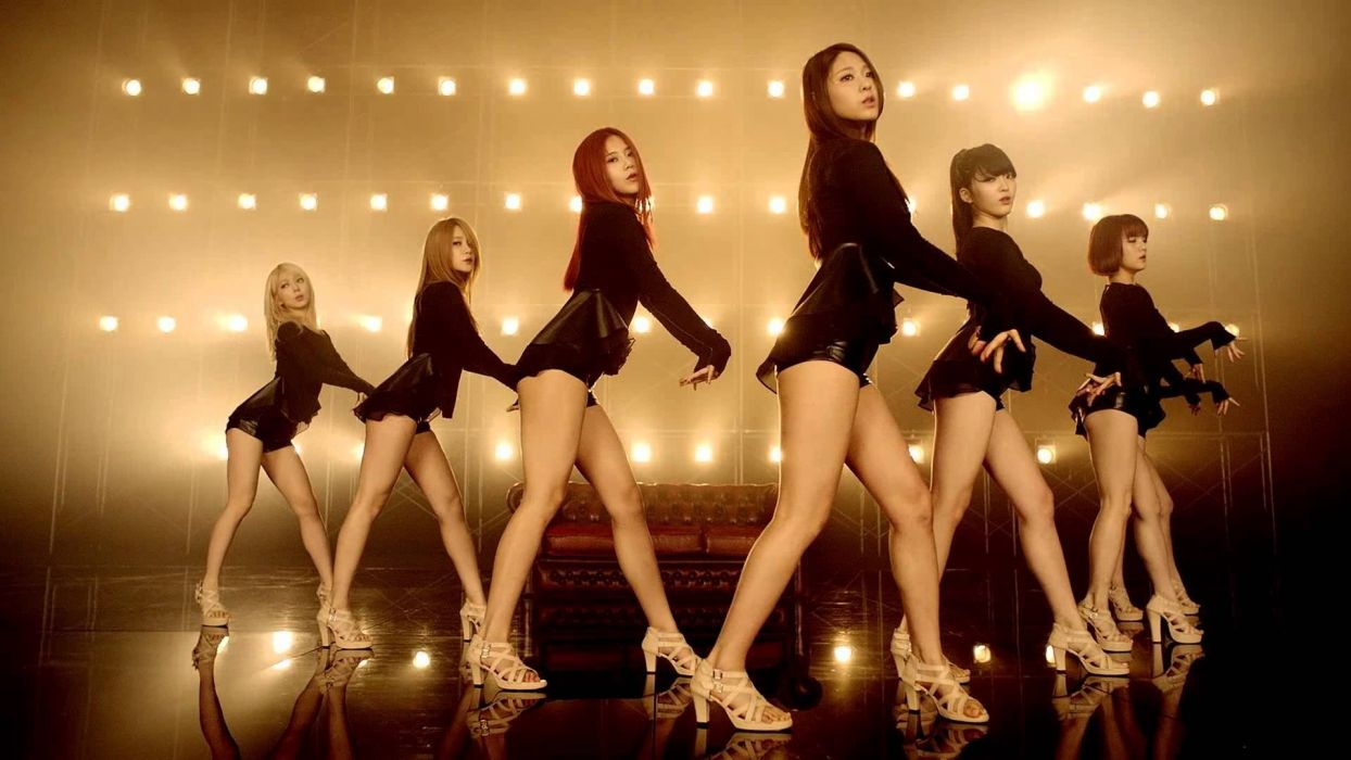 AOA rock pop dance r-b kpop k-pop electropop wallpaper