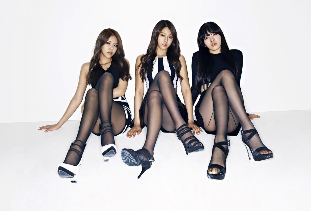 AOA rock pop dance r-b kpop k-pop electropop wallpaper