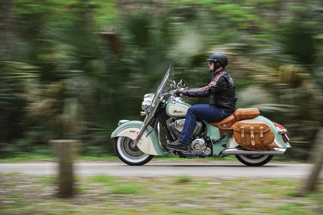 2015 Indian Chief Vintage f wallpaper