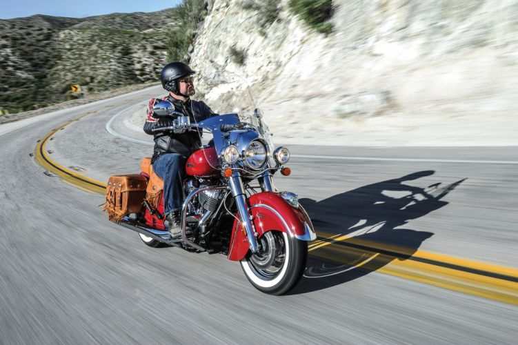 2015 Indian Chief Vintage w wallpaper