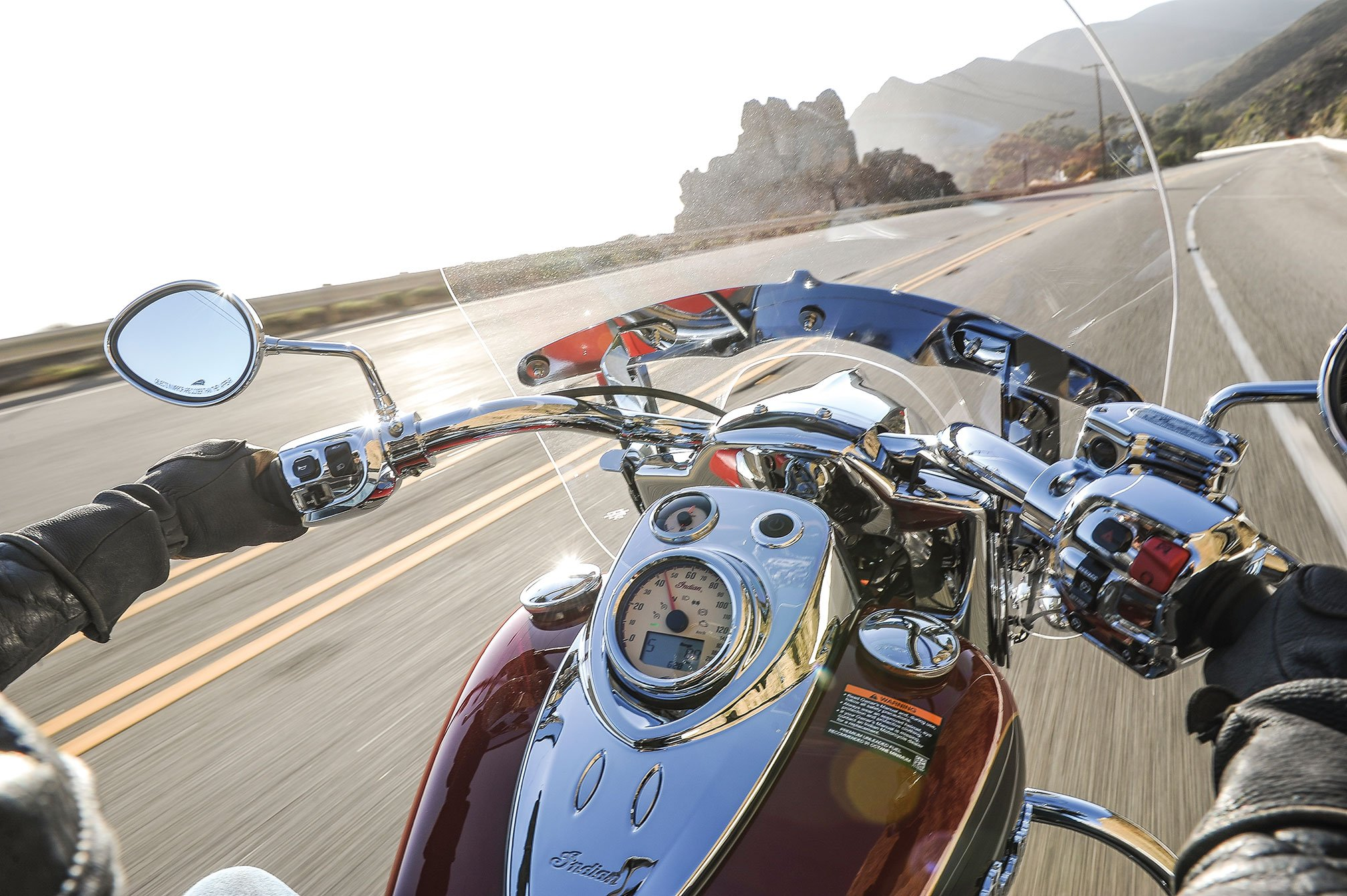 2015 Indian Chief Vintage Wy Wallpaper
