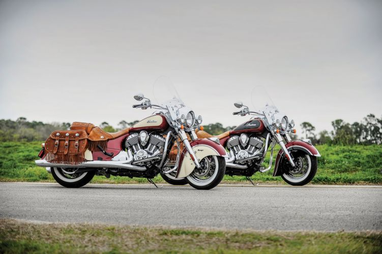 2015 Indian Chief Vintage wt wallpaper