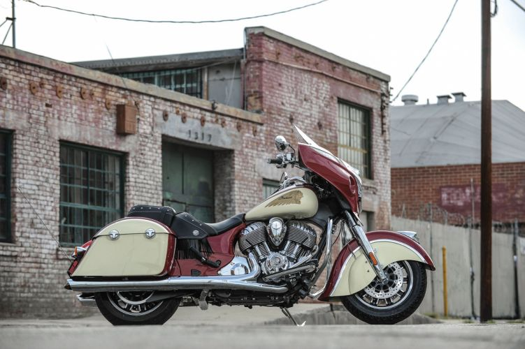 2015 Indian Chieftain d wallpaper