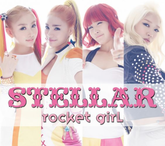 STELLAR synth pop kpop k-pop dance wallpaper