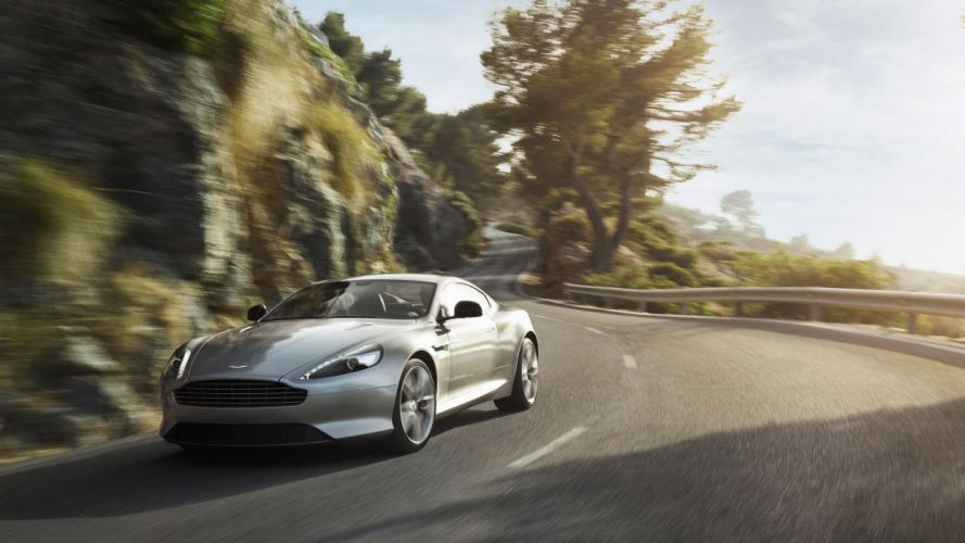 2014 Aston Martin DB9 wallpaper