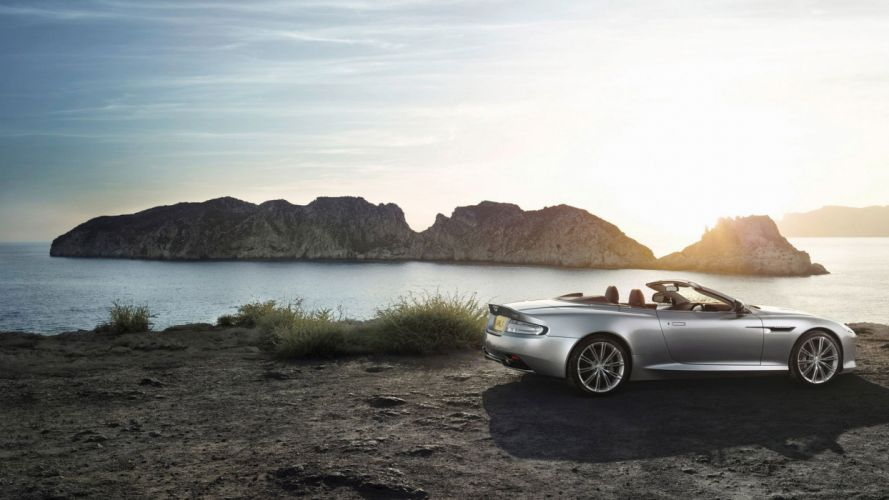 2014 Aston Martin DB9 wallpaper