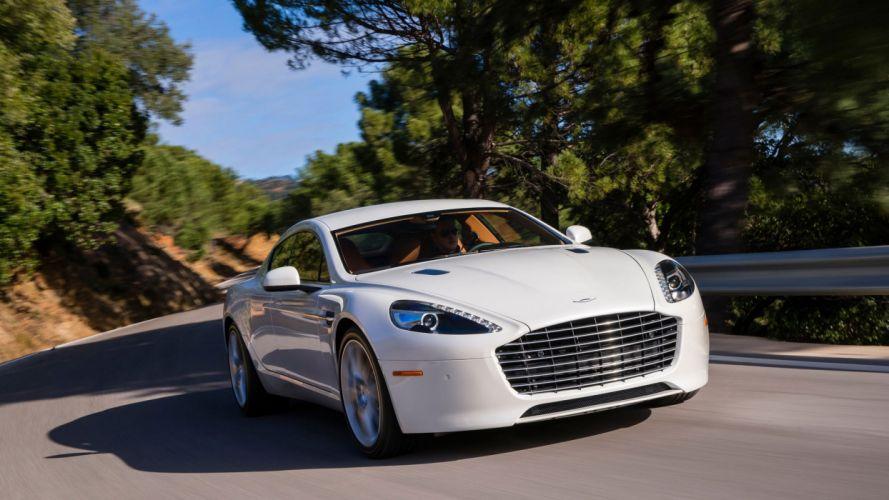 2014 Aston Martin Rapide S wallpaper