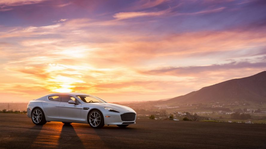 2014 Aston Martin Rapide S wallpaper