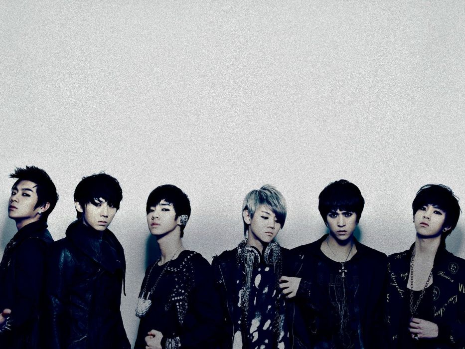 BEAST B2ST kpop k-pop dance r-b wallpaper