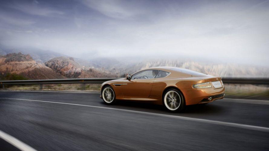 2012 Aston Martin Virage wallpaper