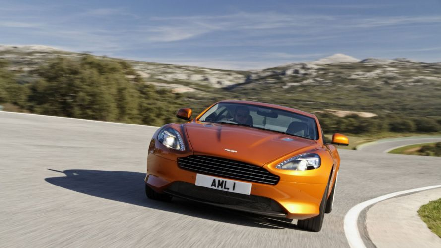 2012 Aston Martin Virage wallpaper