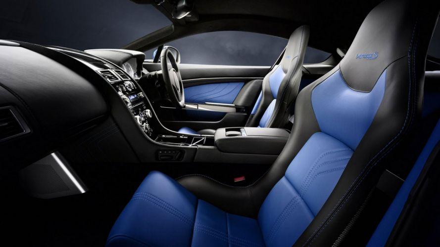 2011 Aston Martin V8 Vantage S wallpaper