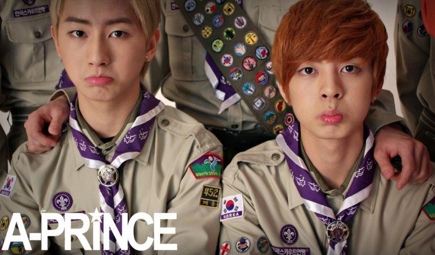 A-PRINCE pop kpop k-pop aprince wallpaper