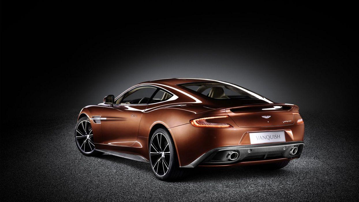 2012 Aston Martin Vanquish wallpaper
