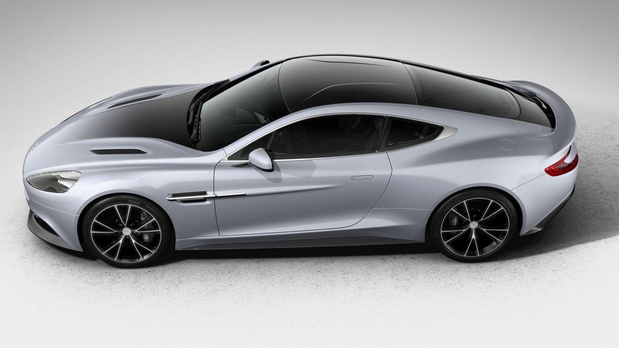 2013 Aston Martin Vanquish wallpaper