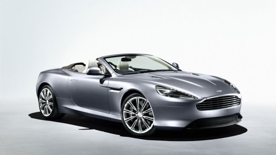 Aston Martin Virage 2012 wallpaper