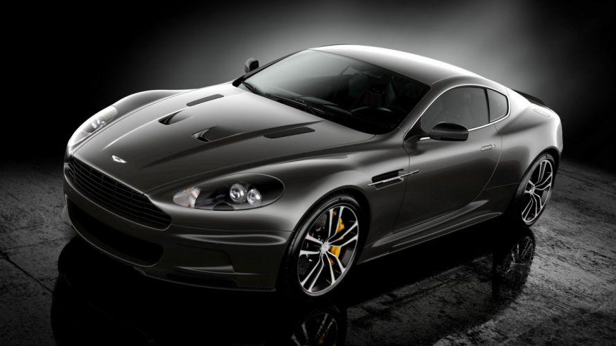 Aston Martin DBS 2012 wallpaper