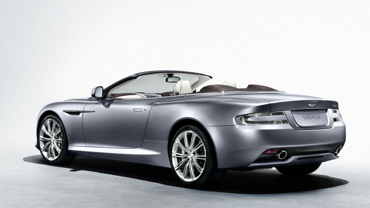 Aston Martin Virage 2012 wallpaper