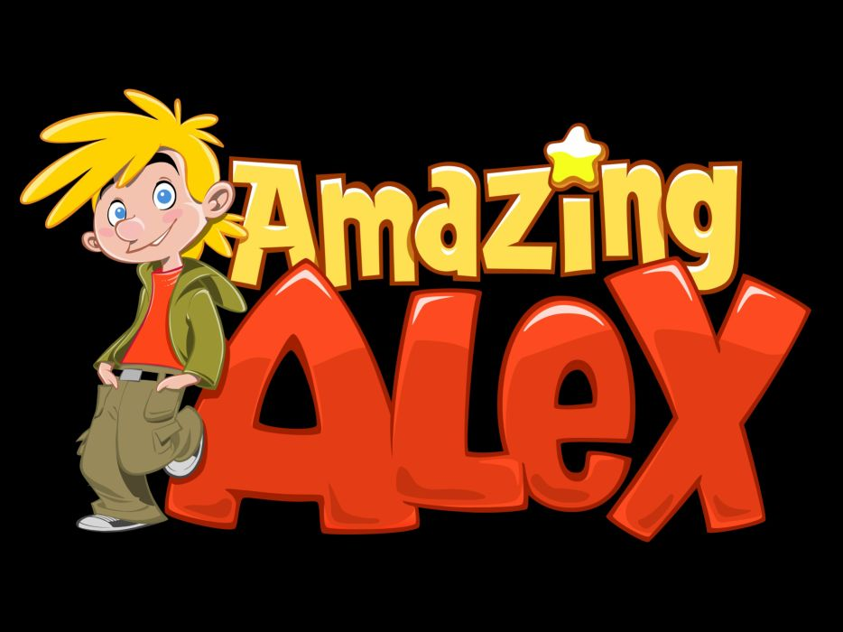 AMAZING ALEX physics puzzle family wallpaper