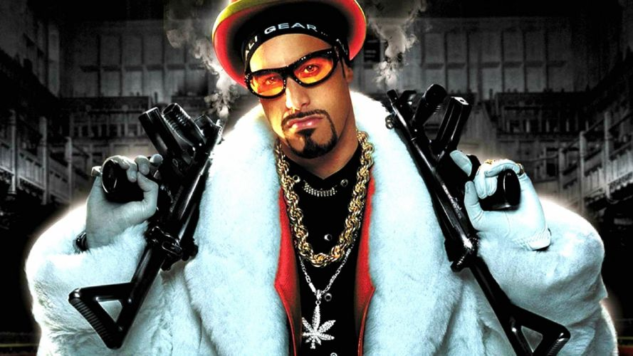 ALI G INDAHOUSE comedy hip hop rap rapper ali-g wallpaper