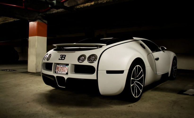 Bugatti Exotic matt supercars Veyron Vinyl wrap wallpaper