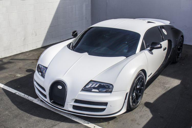 Bugatti Exotic matt supercars Veyron Vinyl wrap wallpaper