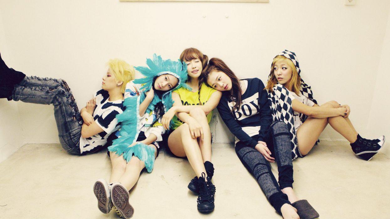 F(X) kpop k-pop f-x wallpaper