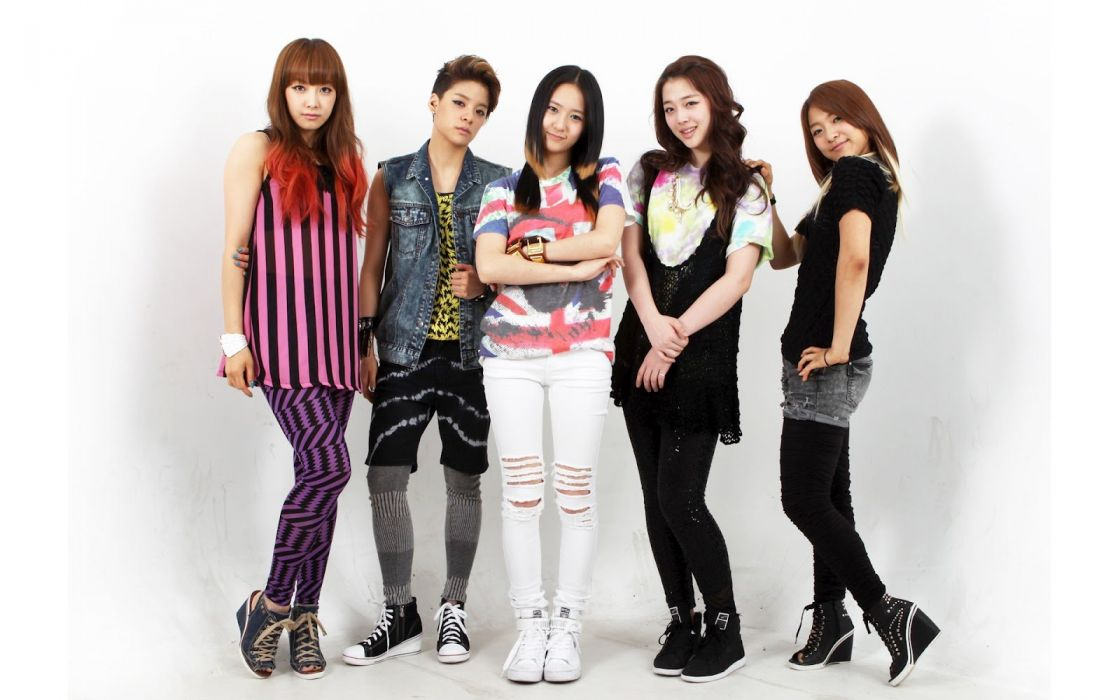 F(X) kpop k-pop f-x wallpaper